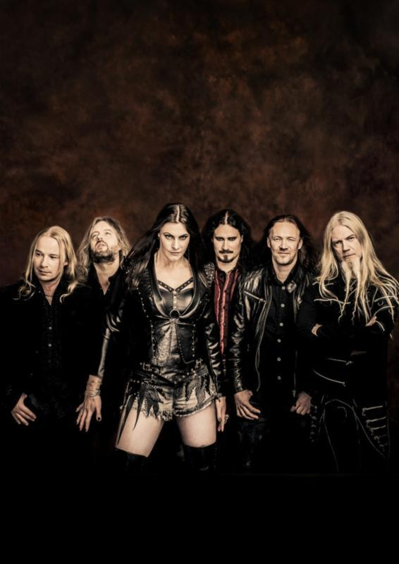 Nightwish 2015 Prague