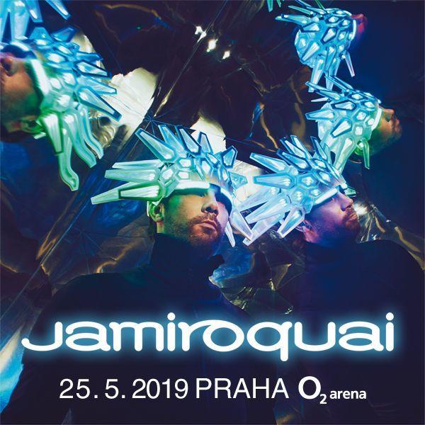 Jamiroquai | O2 Arena Praha 25.5.2019