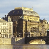 Prague National Theatre - opera, ballet