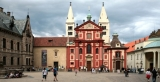 Bazilika Sv.Jiří - Pražský hrad - koncerty