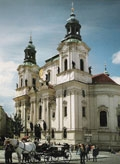 St.Nicholas Church - Praga