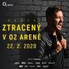 Marek Ztracený   O2 arena Praha 22. - 23.2.2020