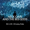 Nick Cave and the Bad Seeds| O2 arena Praha 17.5.2021