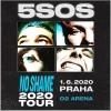 5 Seconds Of Summer  O2 arena Praha 1.6.2020