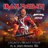 Iron Maiden - PRAHA - 15.6.2021