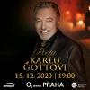 Pocta Karlu Gottovi | O2 arena Praha 15.-16.12.2020