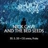 Nick Cave and the Bad Seeds| O2 arena Prague 30.5.2020