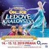 Disney on ICE - Frozen    O2 arena Prag 14.-15.12.2019