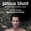 James Blunt Tipsport Arena Prague 6.3.2020