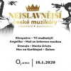 The most famous Czech musicals   O2 arena Prague 18.1.2020